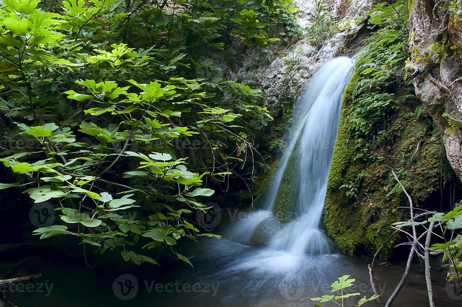 cascata escursione valle degli dei noto foto