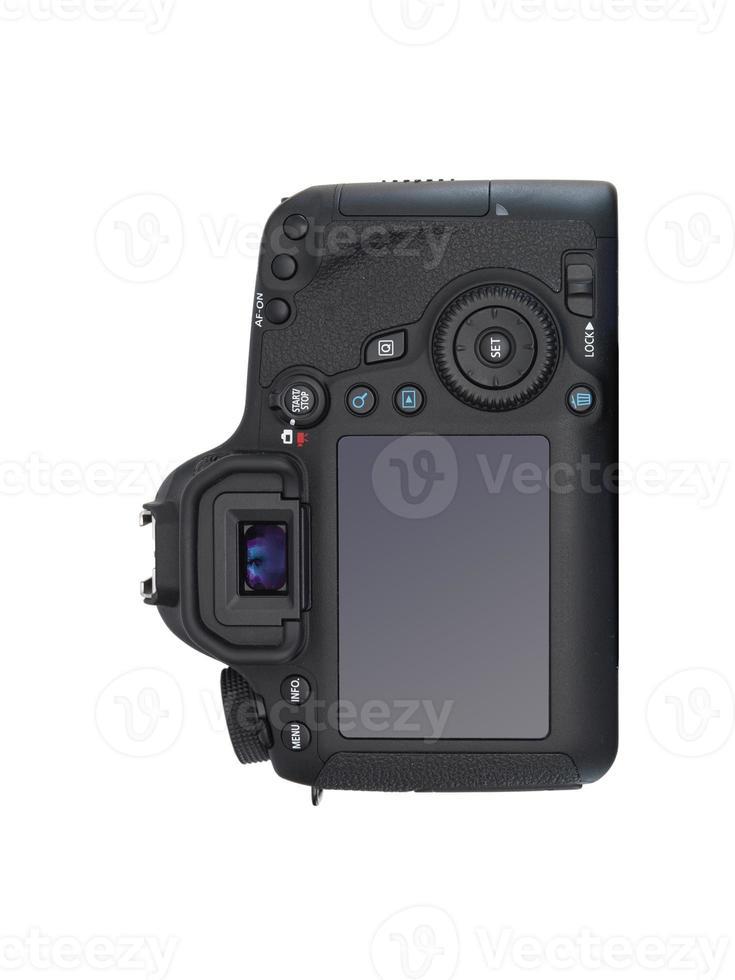 digitale Spiegelreflexkamera foto