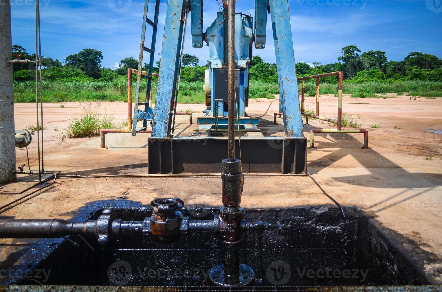 Angolanöl, Provinz Zaire foto