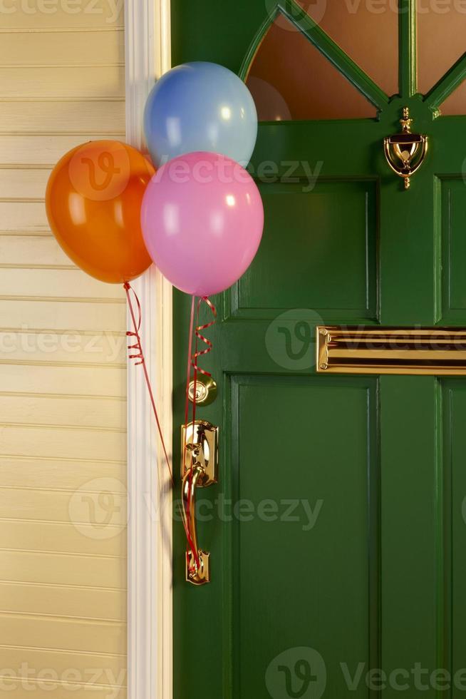 Haustür Überraschung! foto