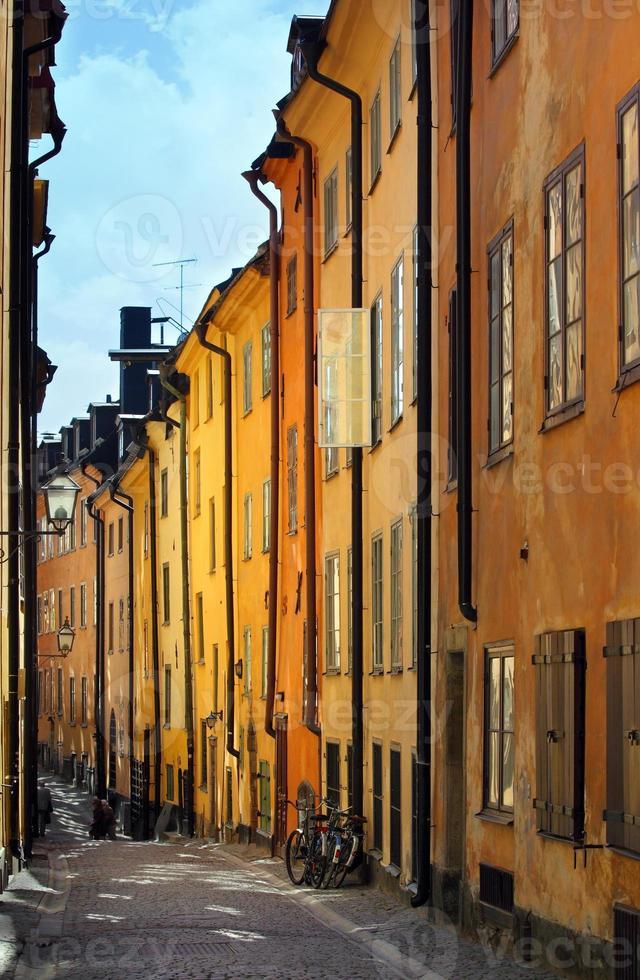 Stockholms Altstadt foto