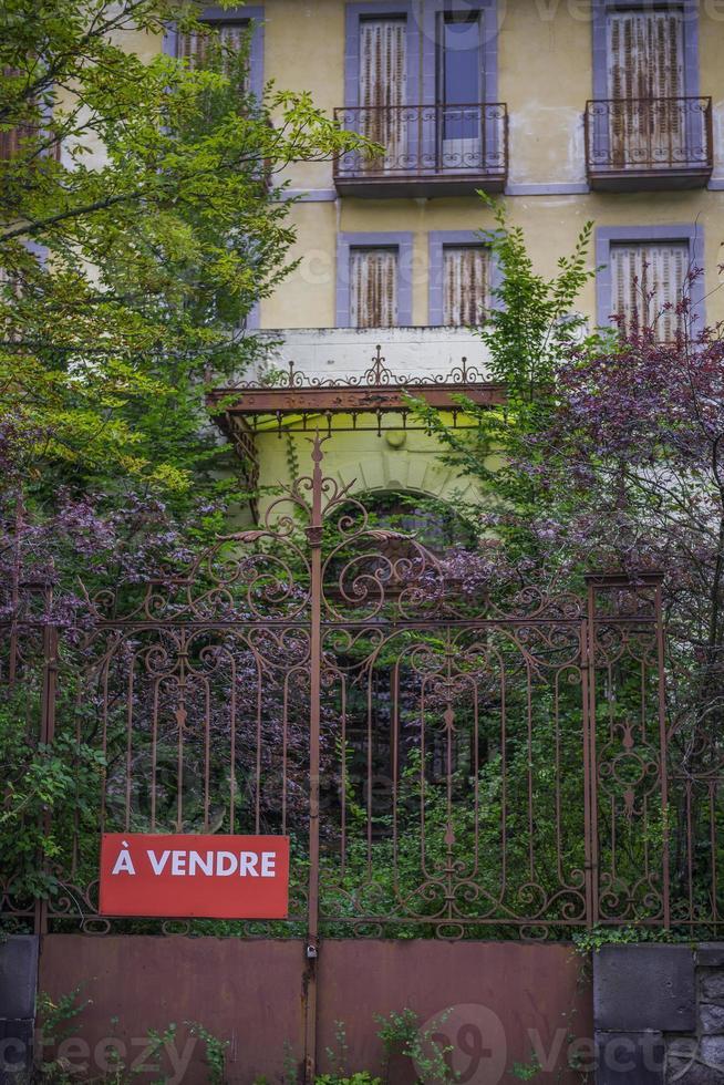 Haus zu verkaufen foto
