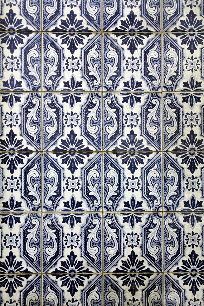 Azulejo in Porto foto