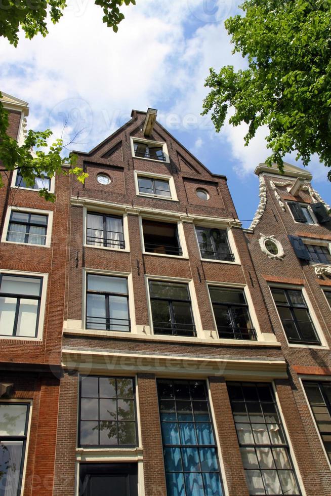 Amsterdam Fassade foto