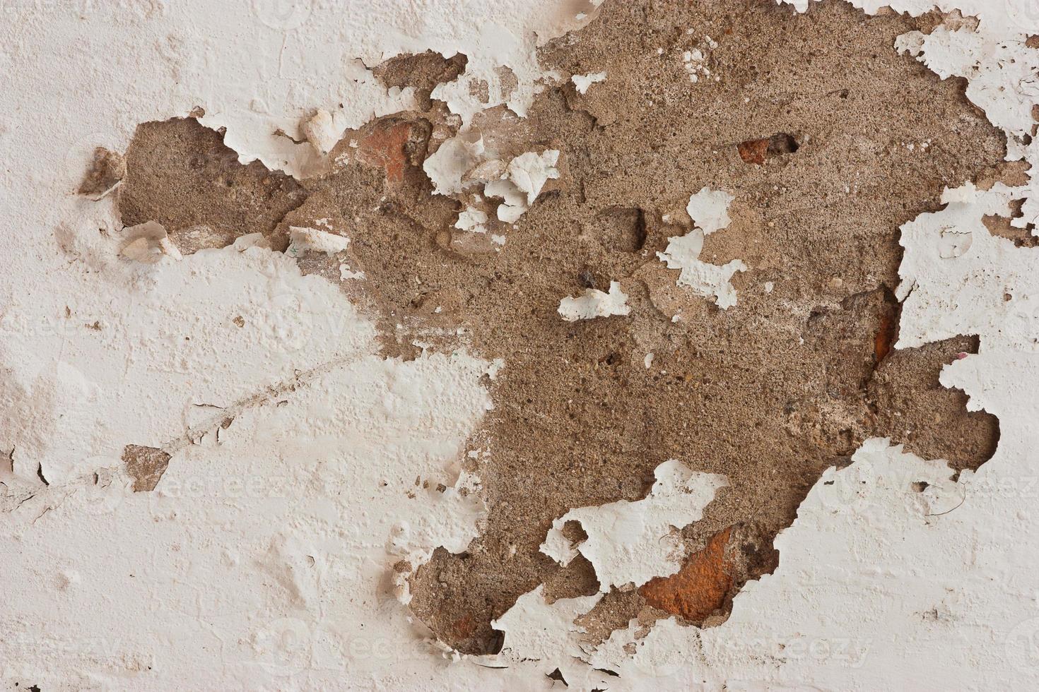 Textur der alten Mauer foto