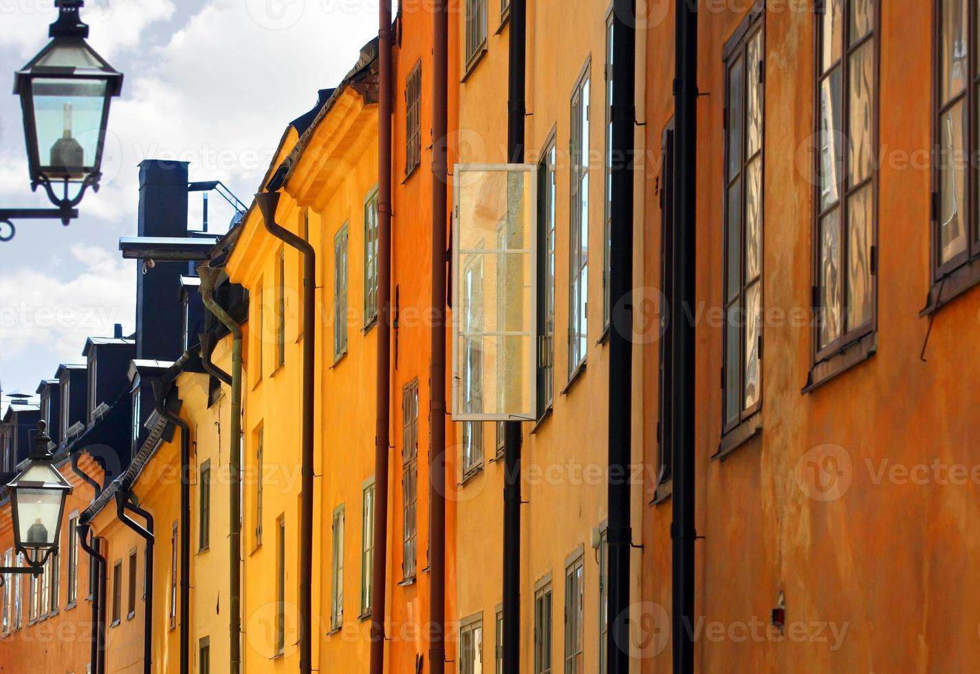 Stockholmer Stadt foto