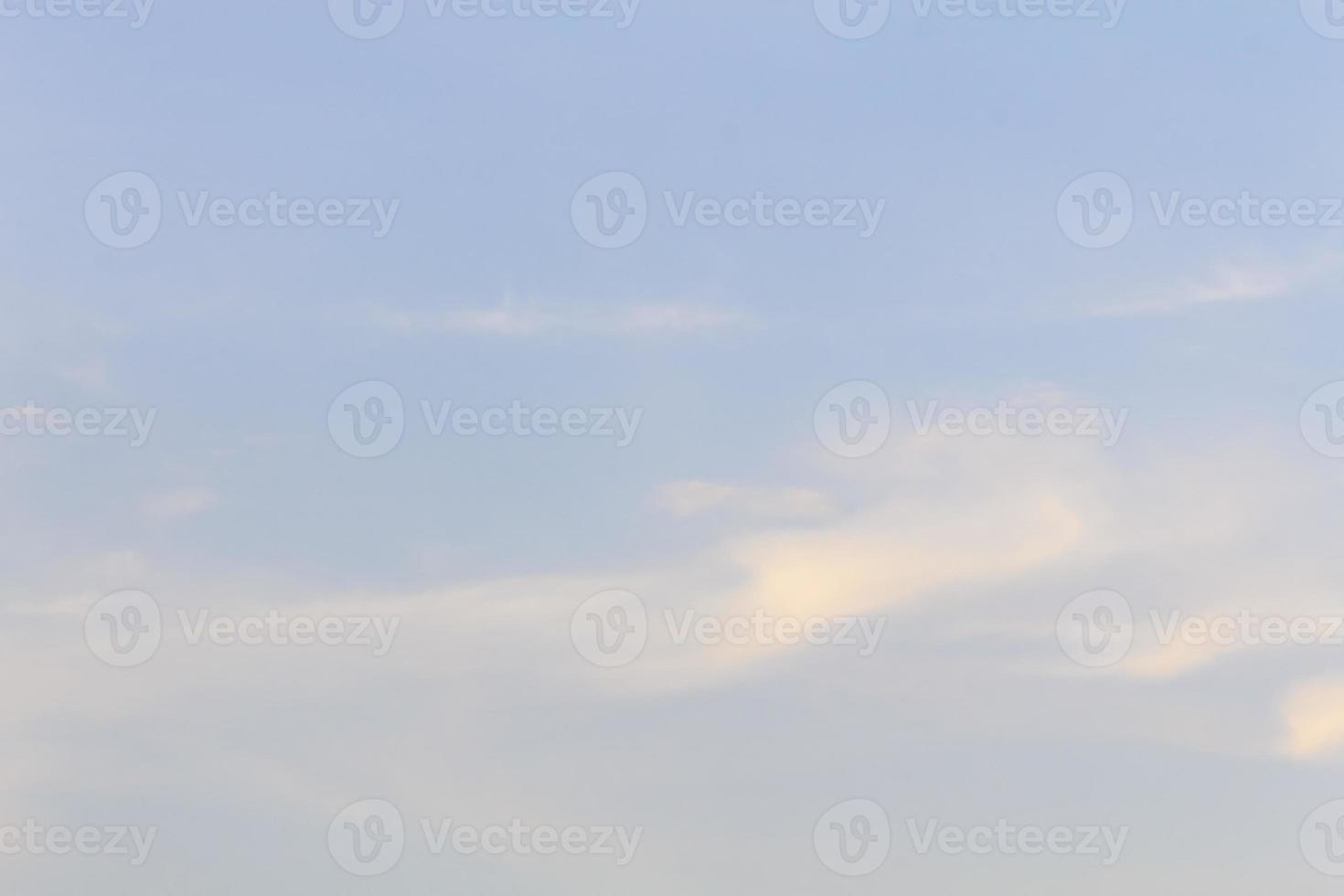 blauer Himmel foto