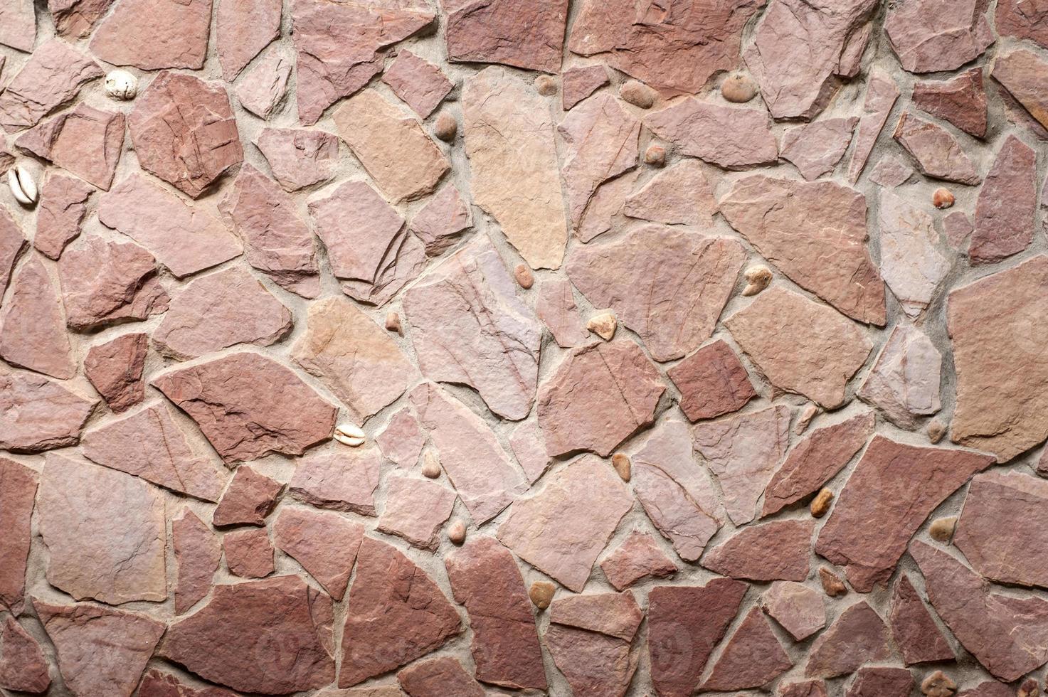 Steinmauer Hintergrund foto