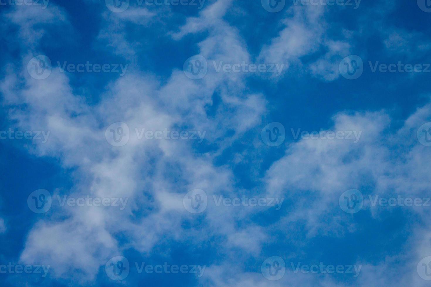 Himmel weich in Thailand foto