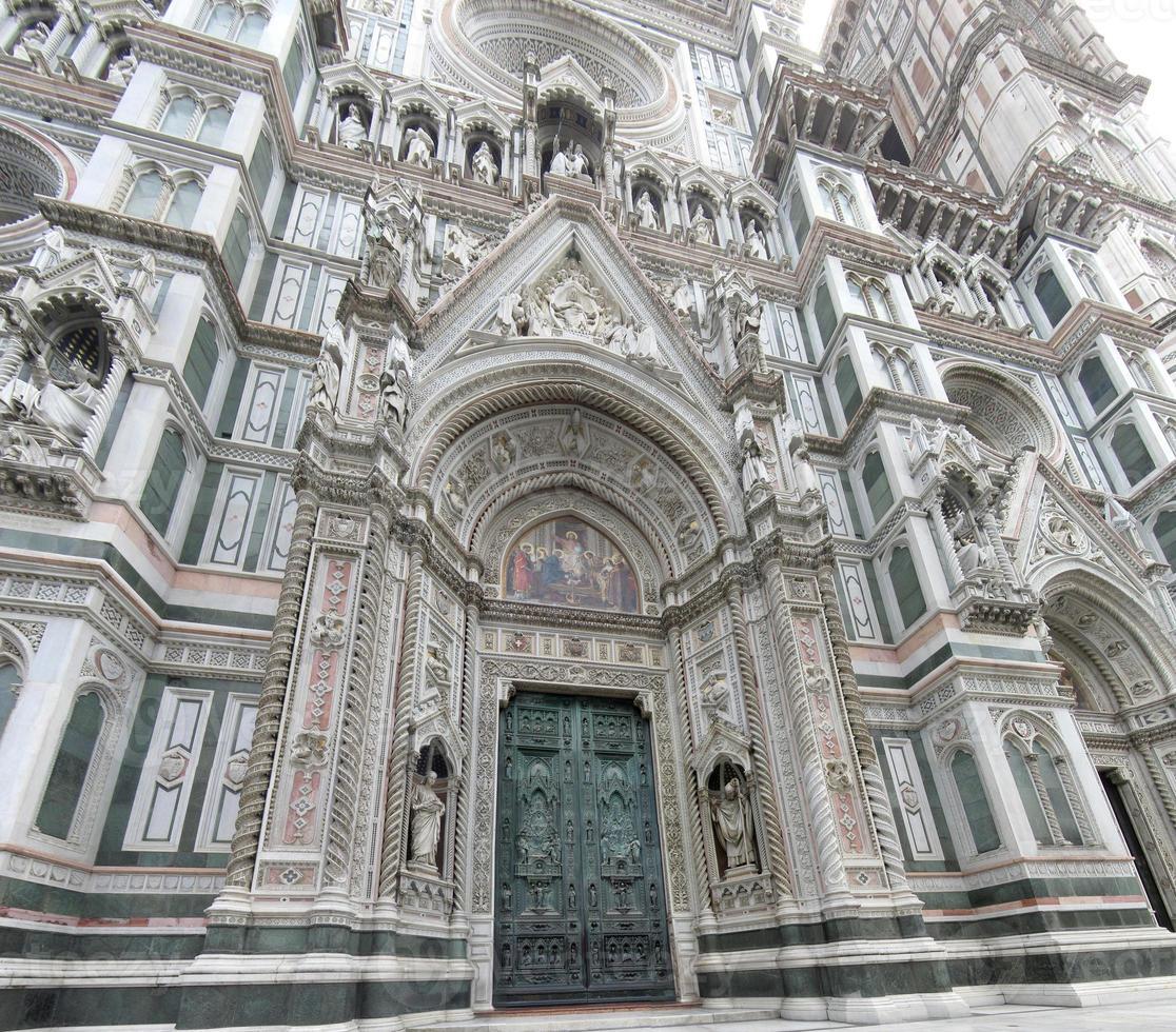 Kathedrale von Florenz foto