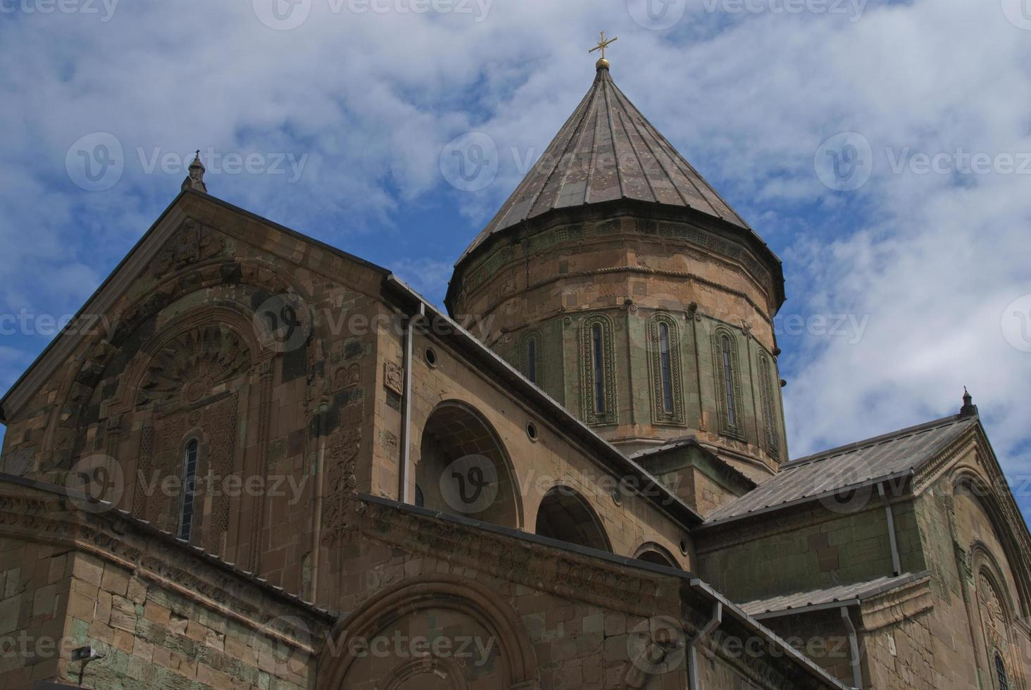 Kathedrale von svetitskhoveli foto