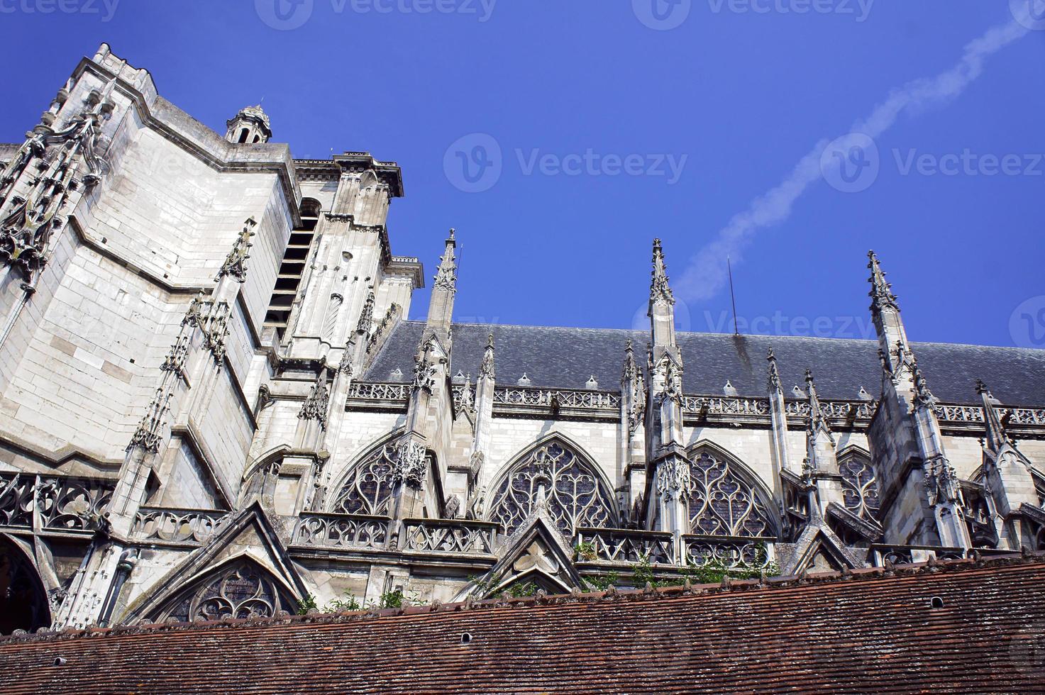 gotische Kathedrale foto