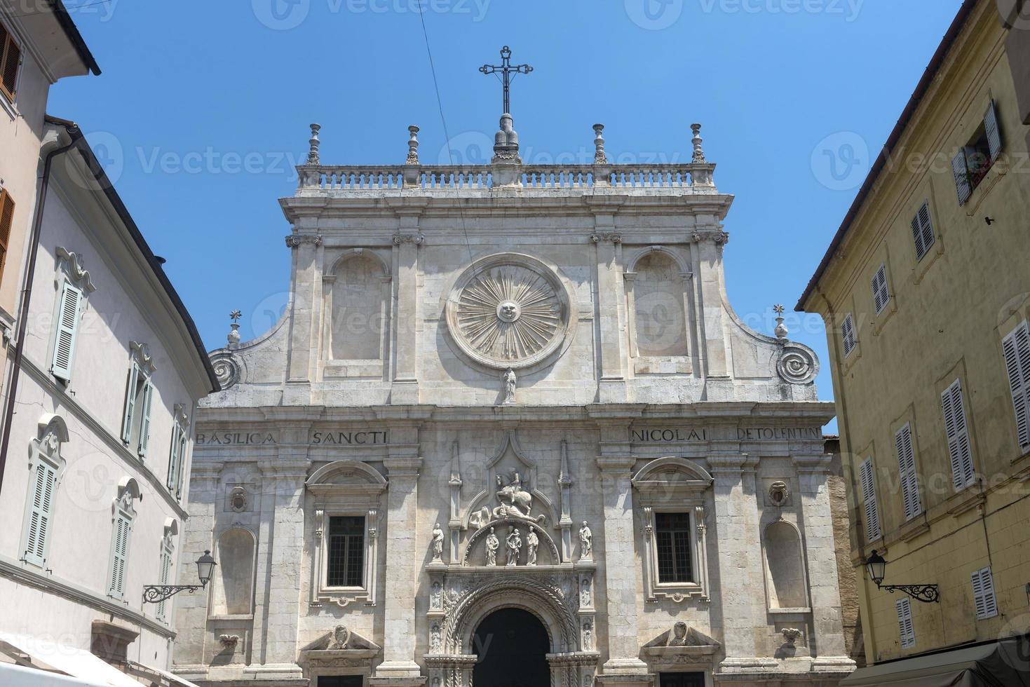 Tolentino (Märsche, Italien) foto