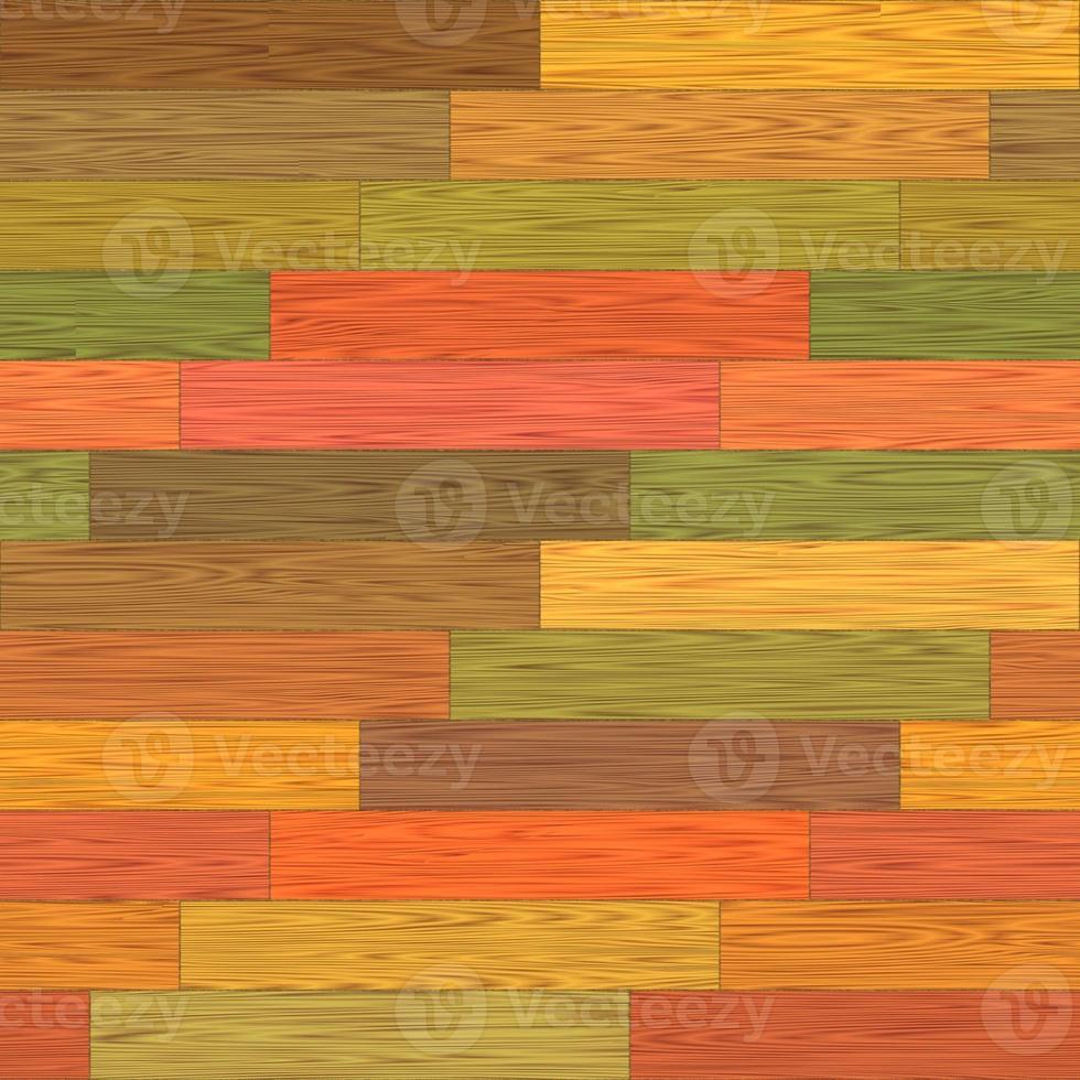 mehrfarbiges Parkett. nahtlose Textur. foto