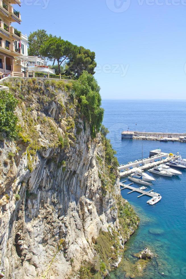 Monaco Küste foto