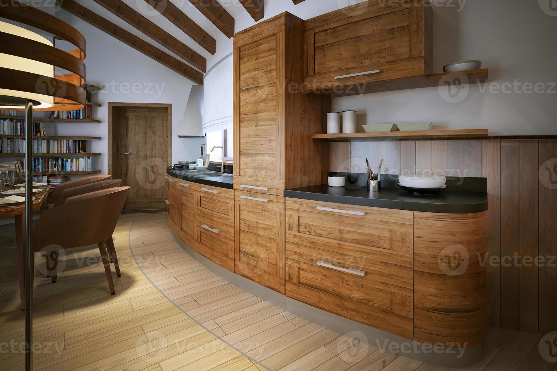 Küche Loft-Stil foto