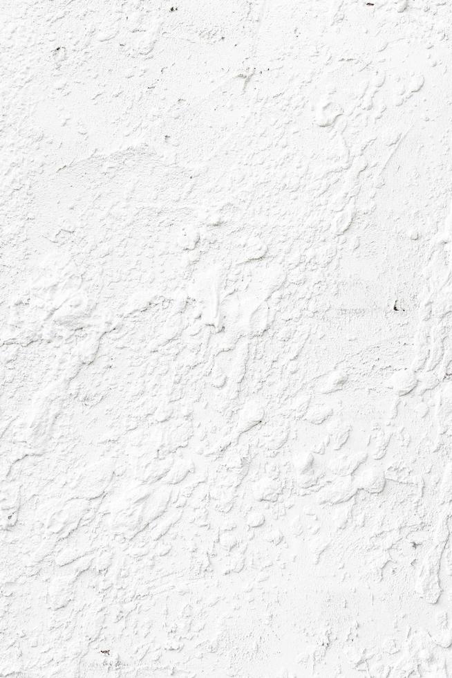 weiße strukturierte Wand foto
