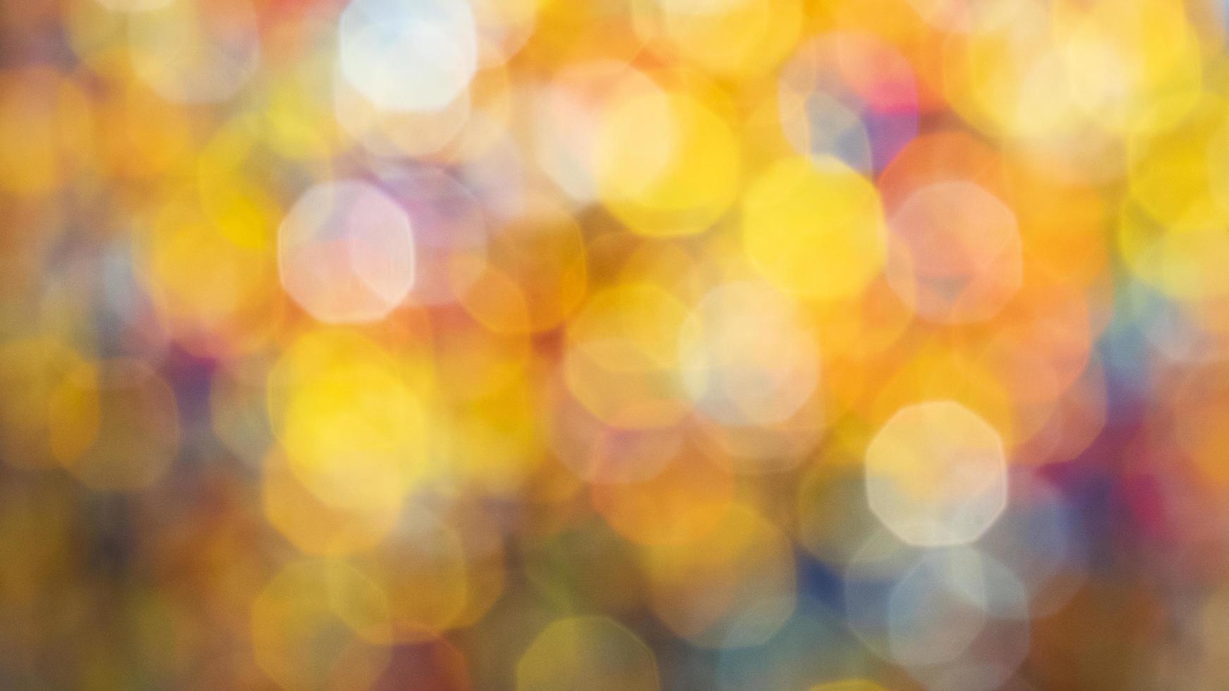 Regenbogen Bokeh Hintergrund foto