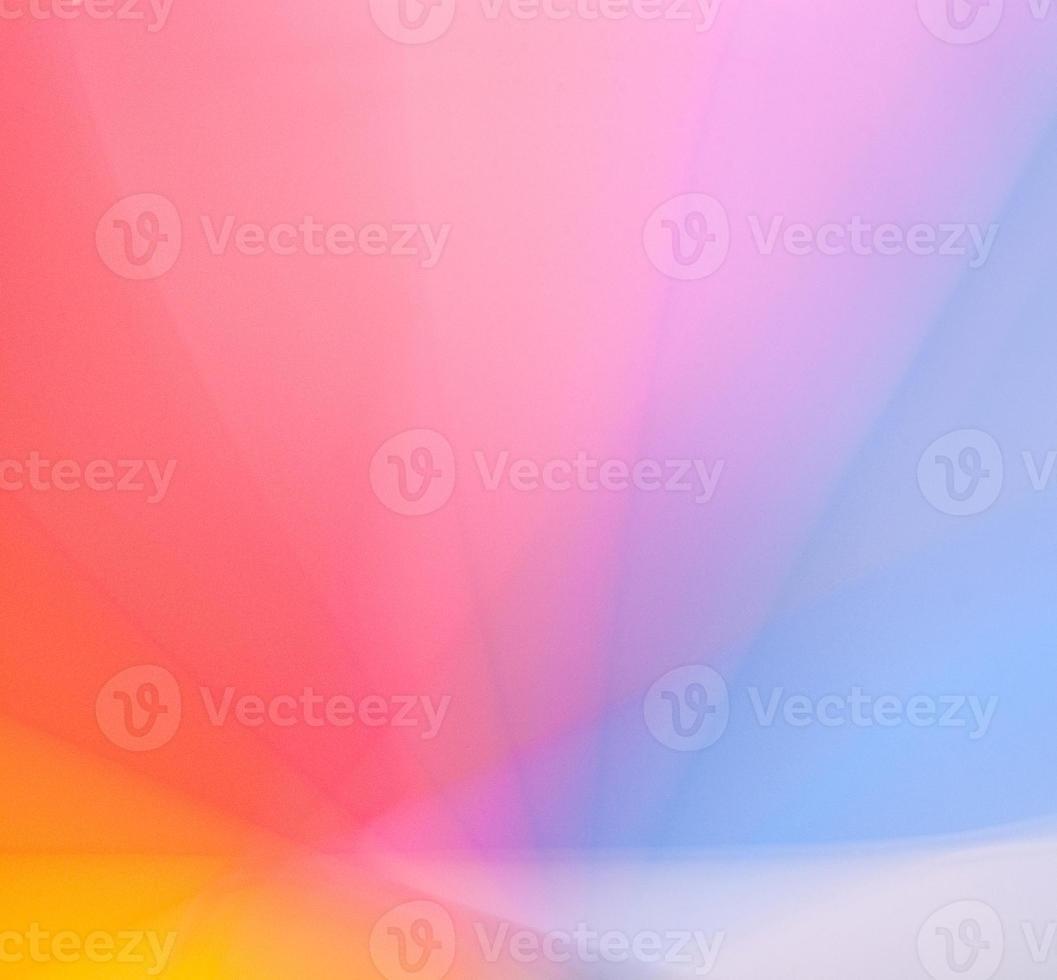 Regenbogen unscharfer Hintergrund foto