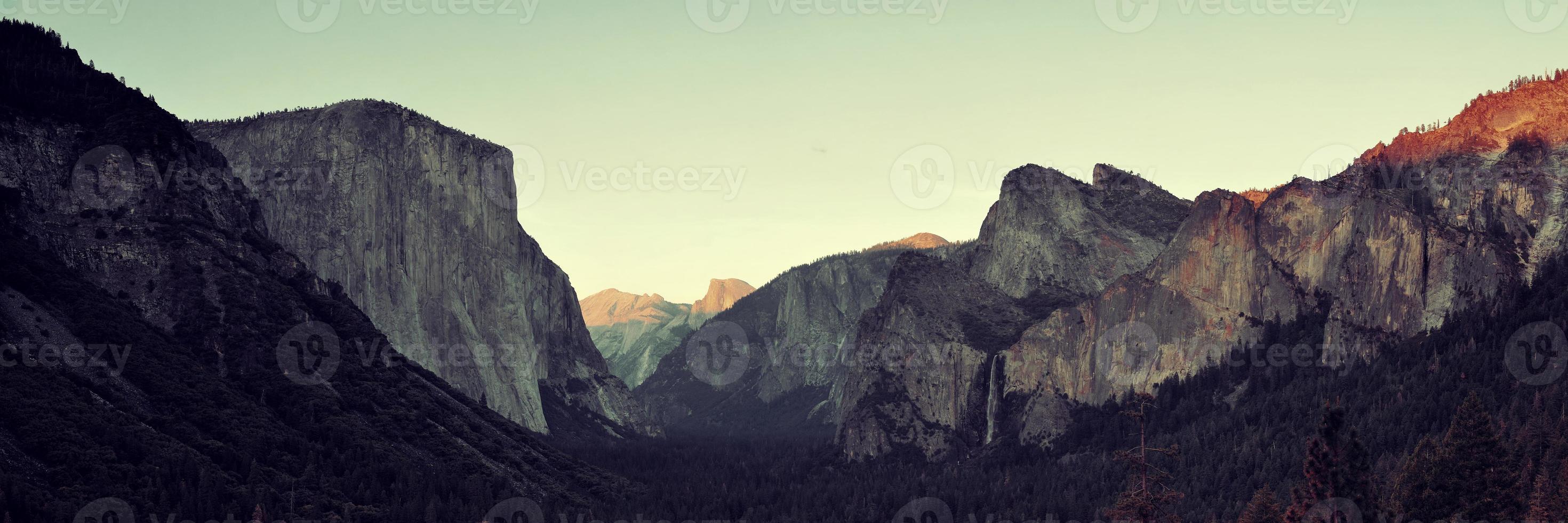Yosemite Tal foto