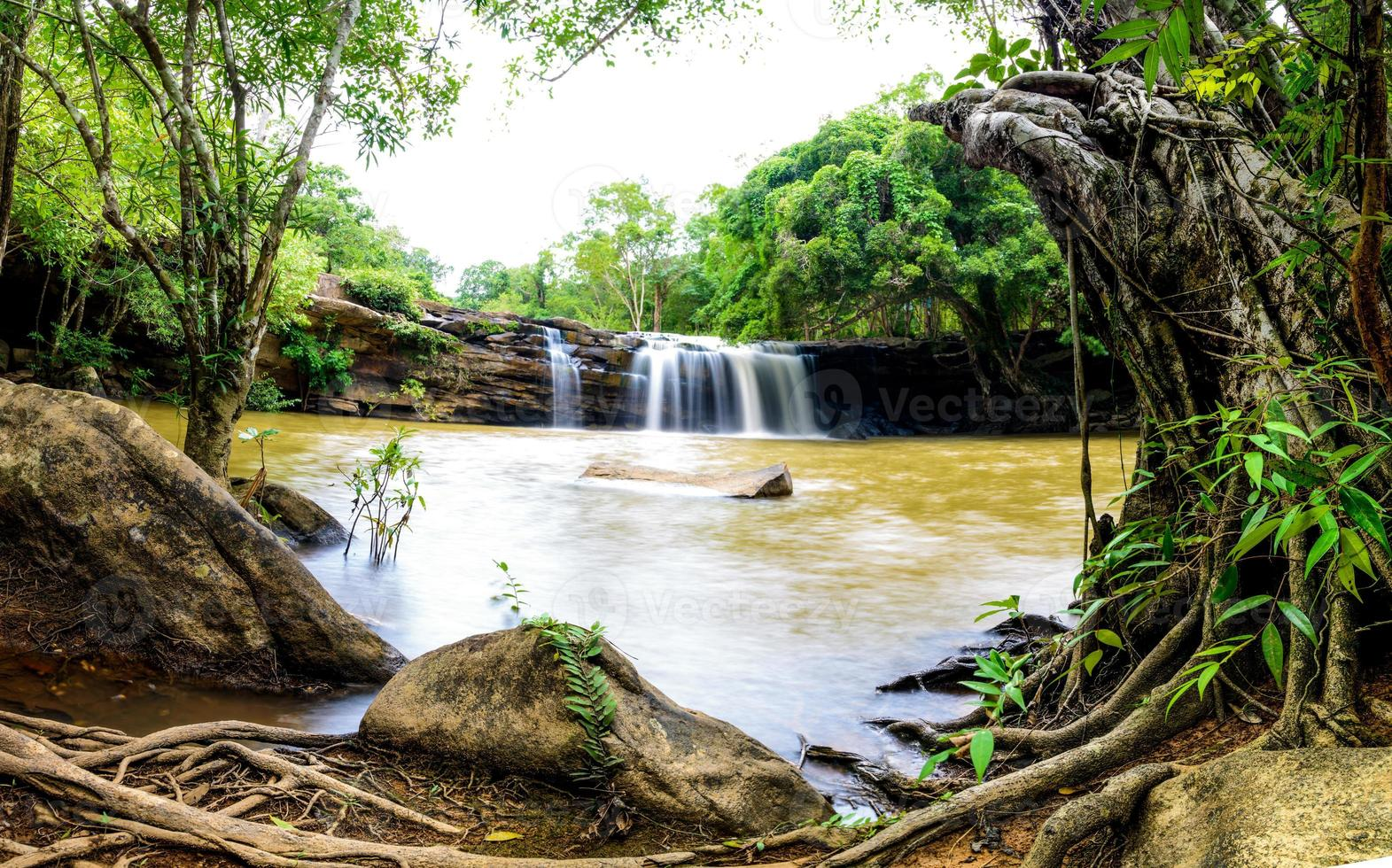 Wang Yai Wasserfall foto