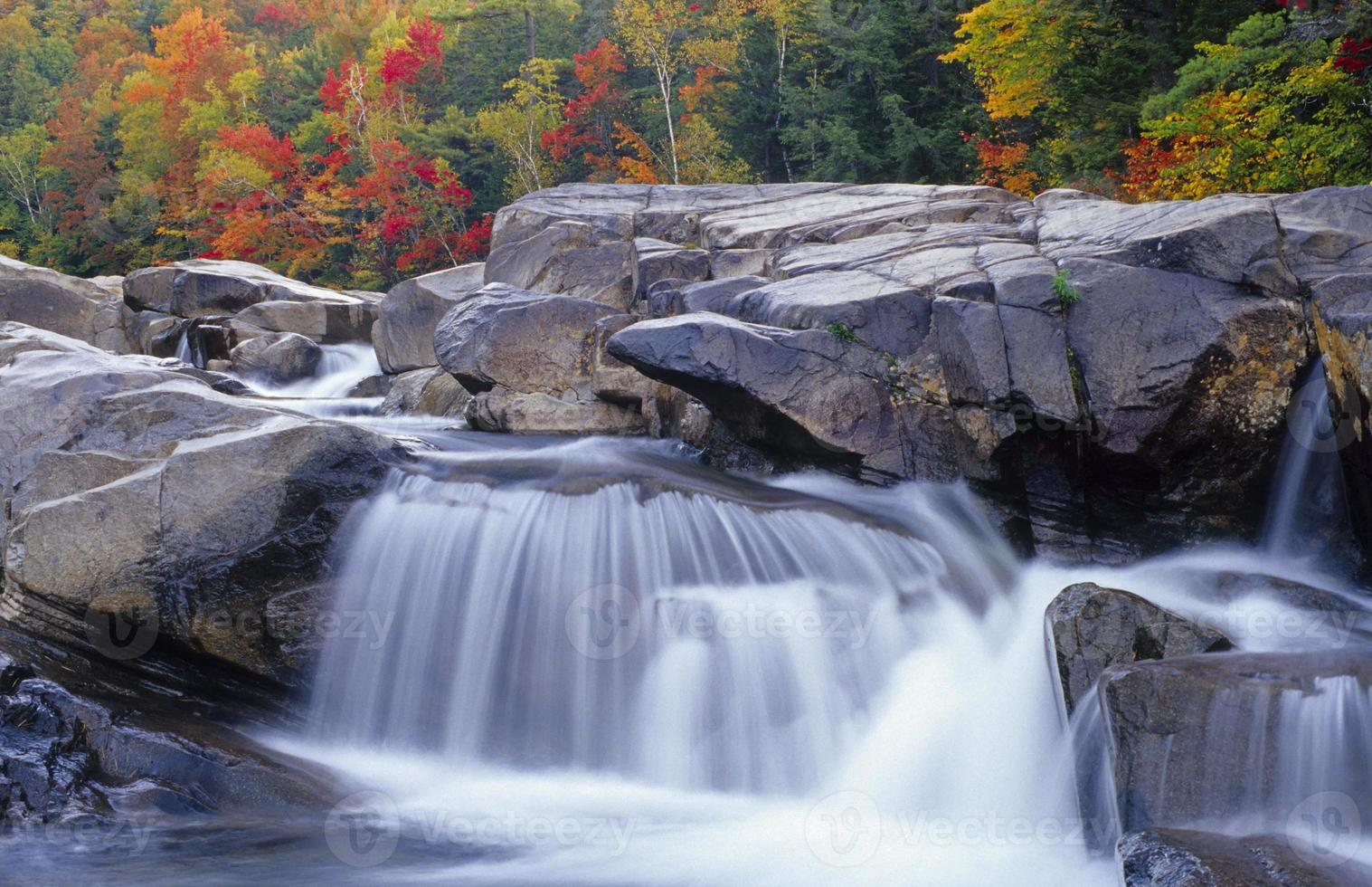 die Schlucht, New Hampshire foto