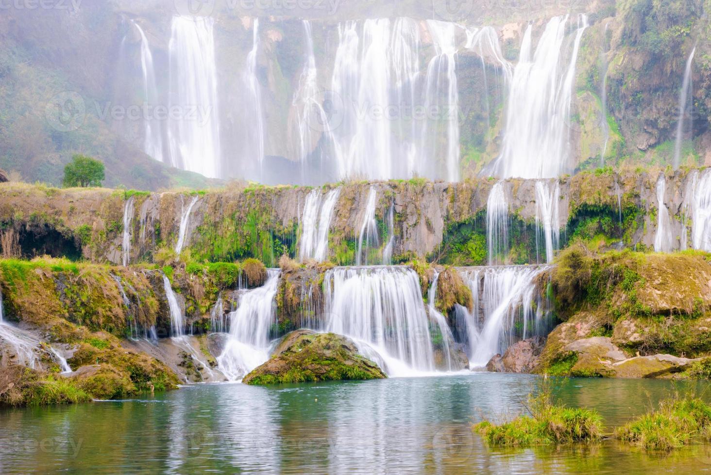 Jiulong Wasserfall foto