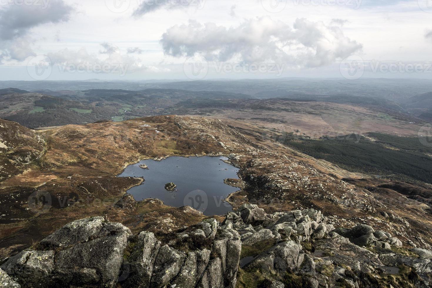 Moel Siabod Snowdonia North Wales foto