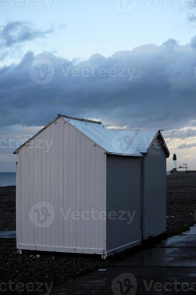 Strandhaus foto
