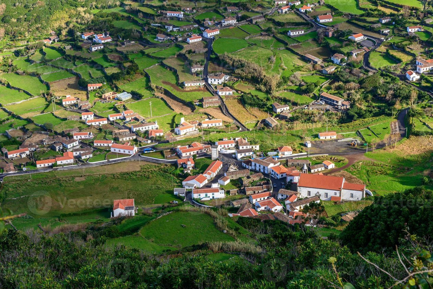 Fajazinha, Flores Island, Azores Archipel (Portugal) foto