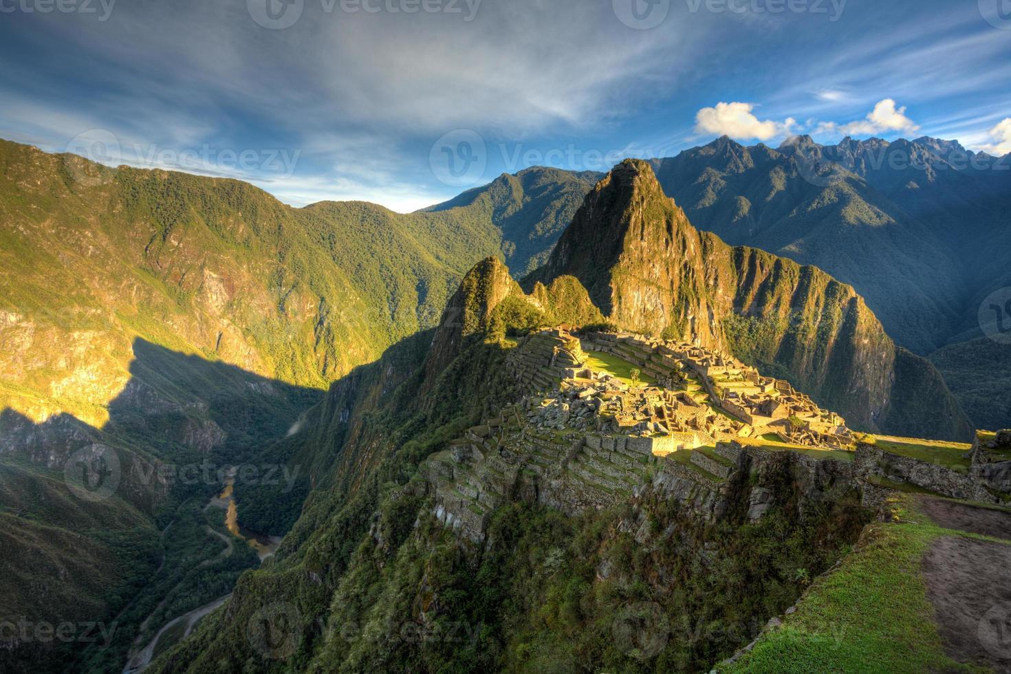 Machu Picchu foto