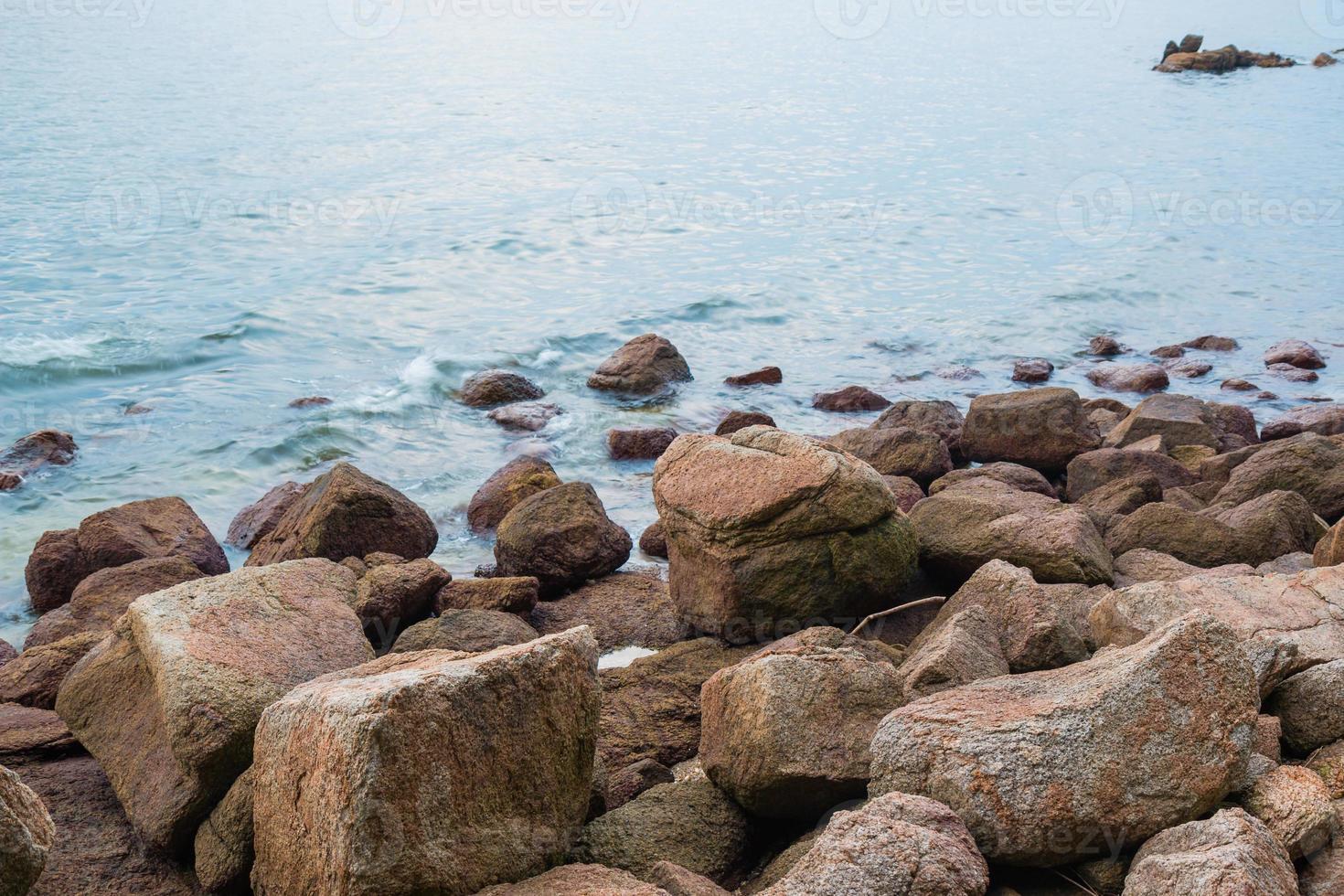 Küstensteine foto