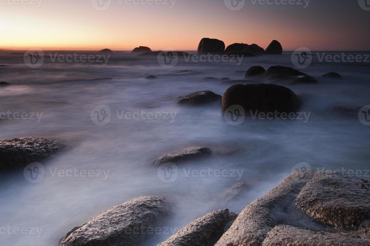 verträumte Seelandschaft foto