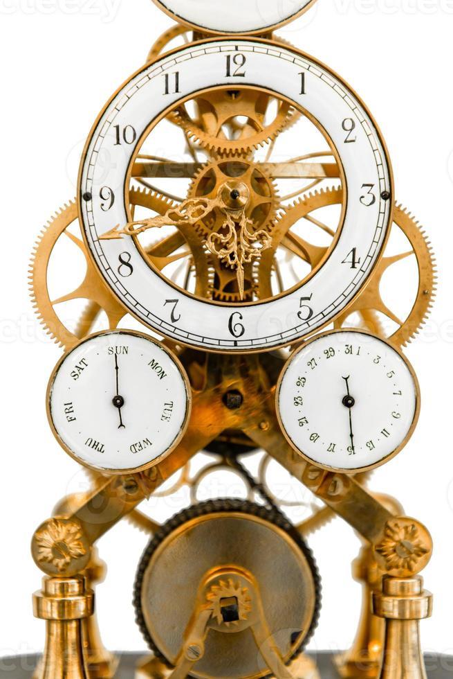 Vintage Uhr foto