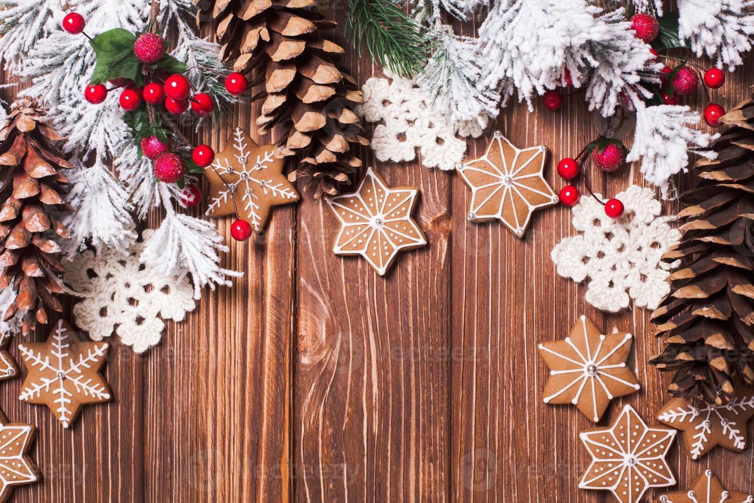 Weihnachtshintergründe foto