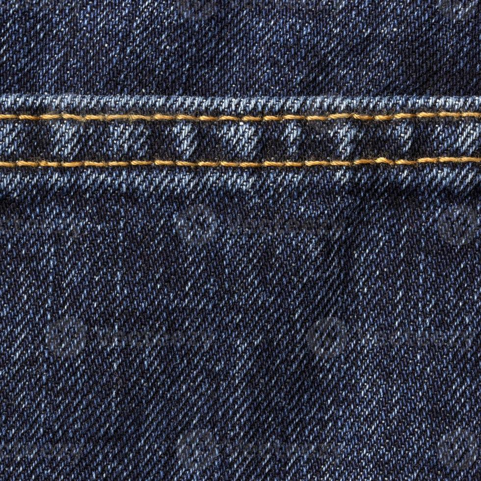 Jeans Textur. foto