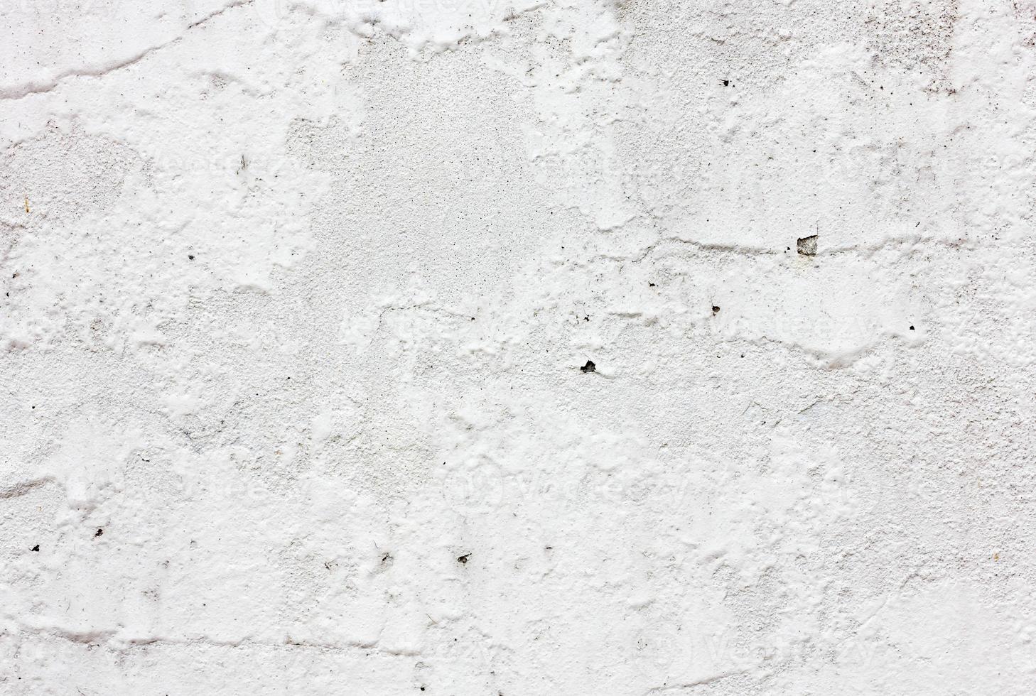 gemalte rissige Wandbeschaffenheit foto