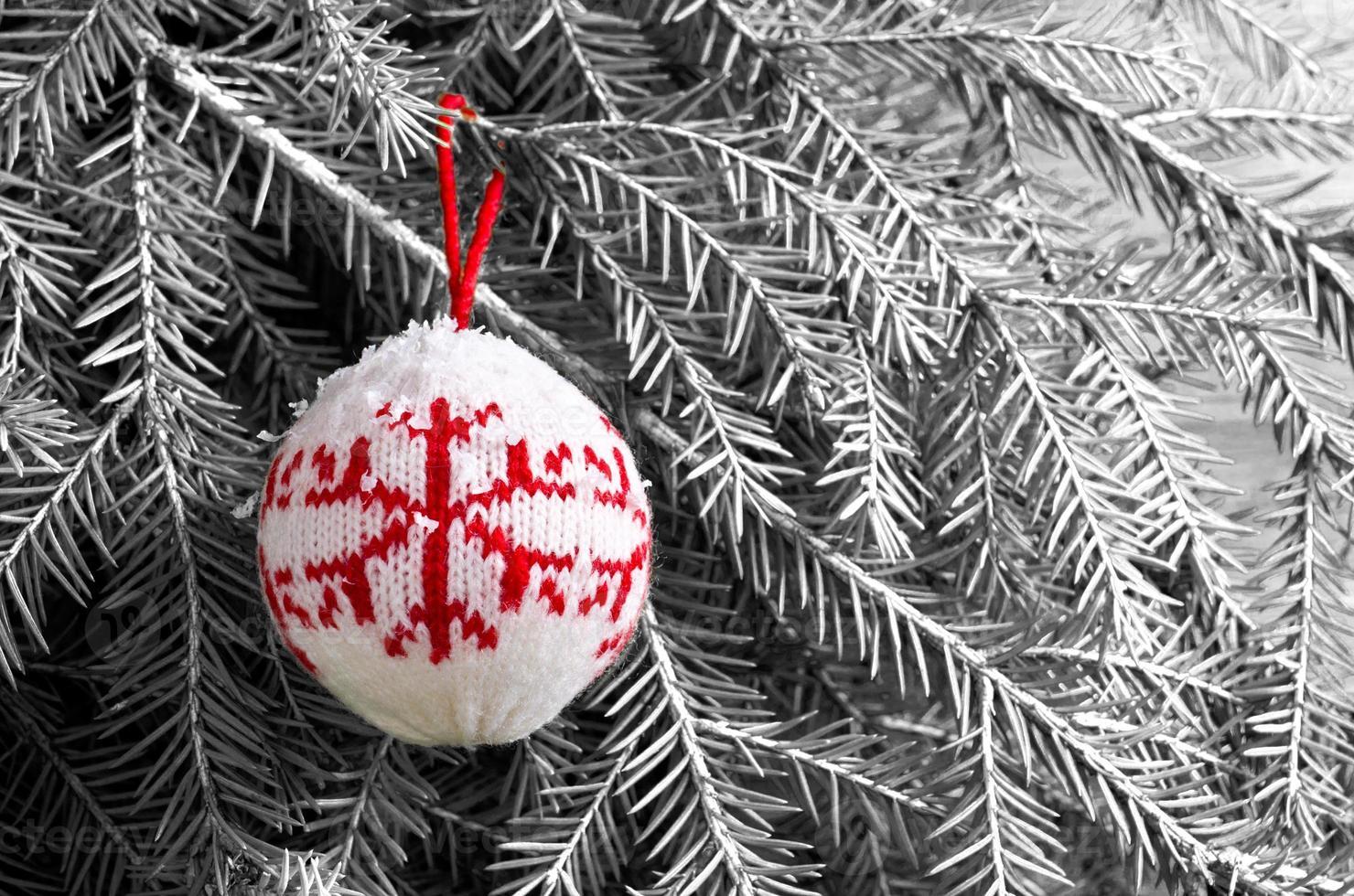 Weihnachtsbaumdekoration foto
