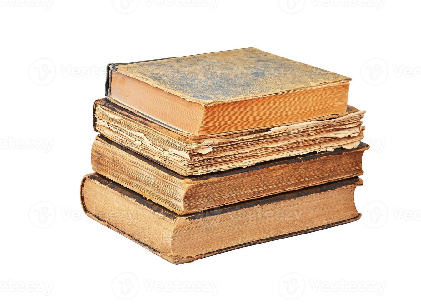 antikes Buch foto