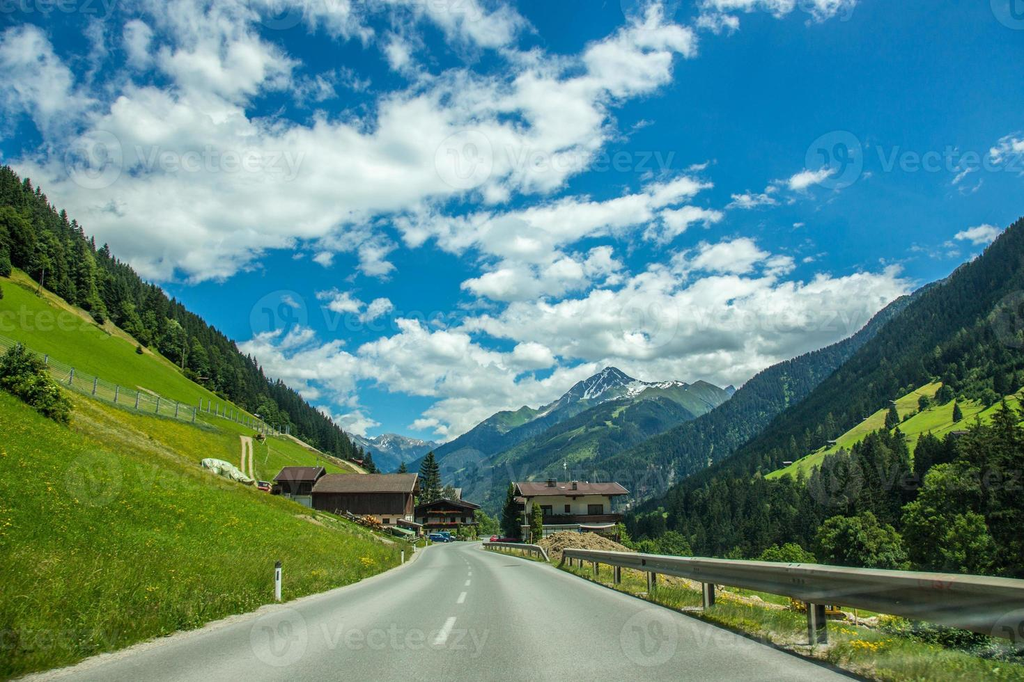 Route foto