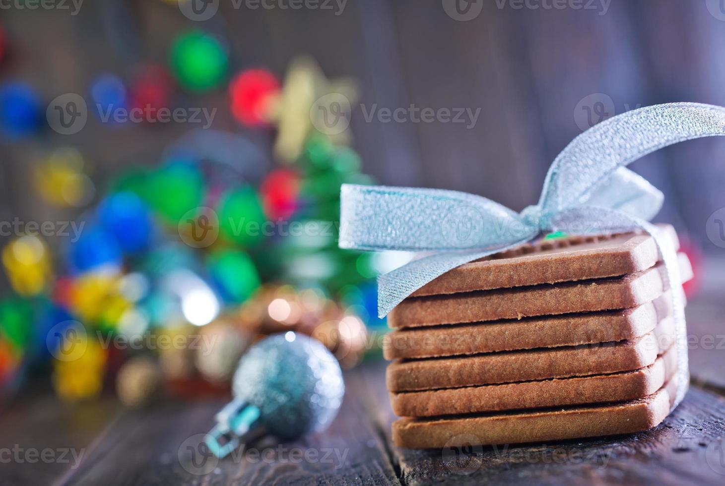 Weihnachtsplätzchen foto