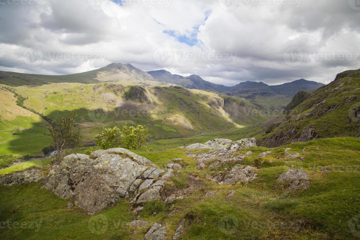 Lake District Nationalpark foto