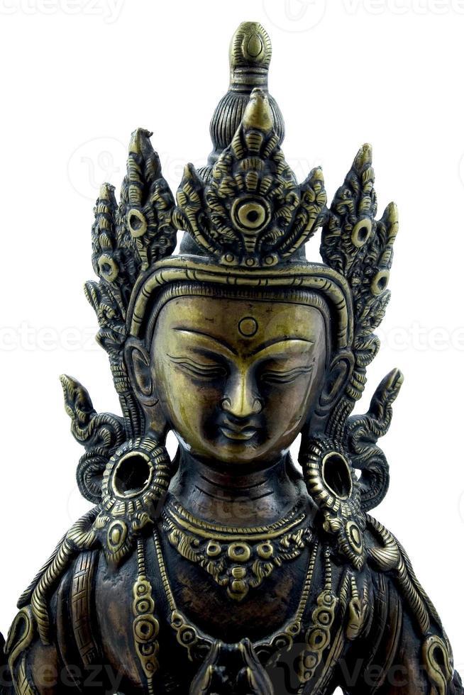 buddhistisches Bildnis foto