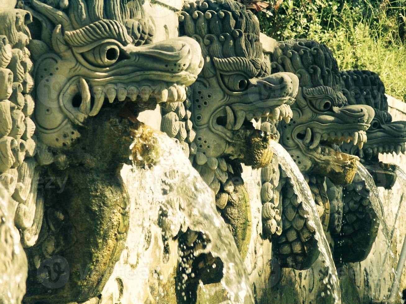 Bali Statue foto