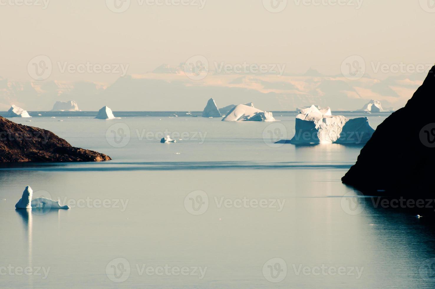 Scoresby Sound - Grönland foto