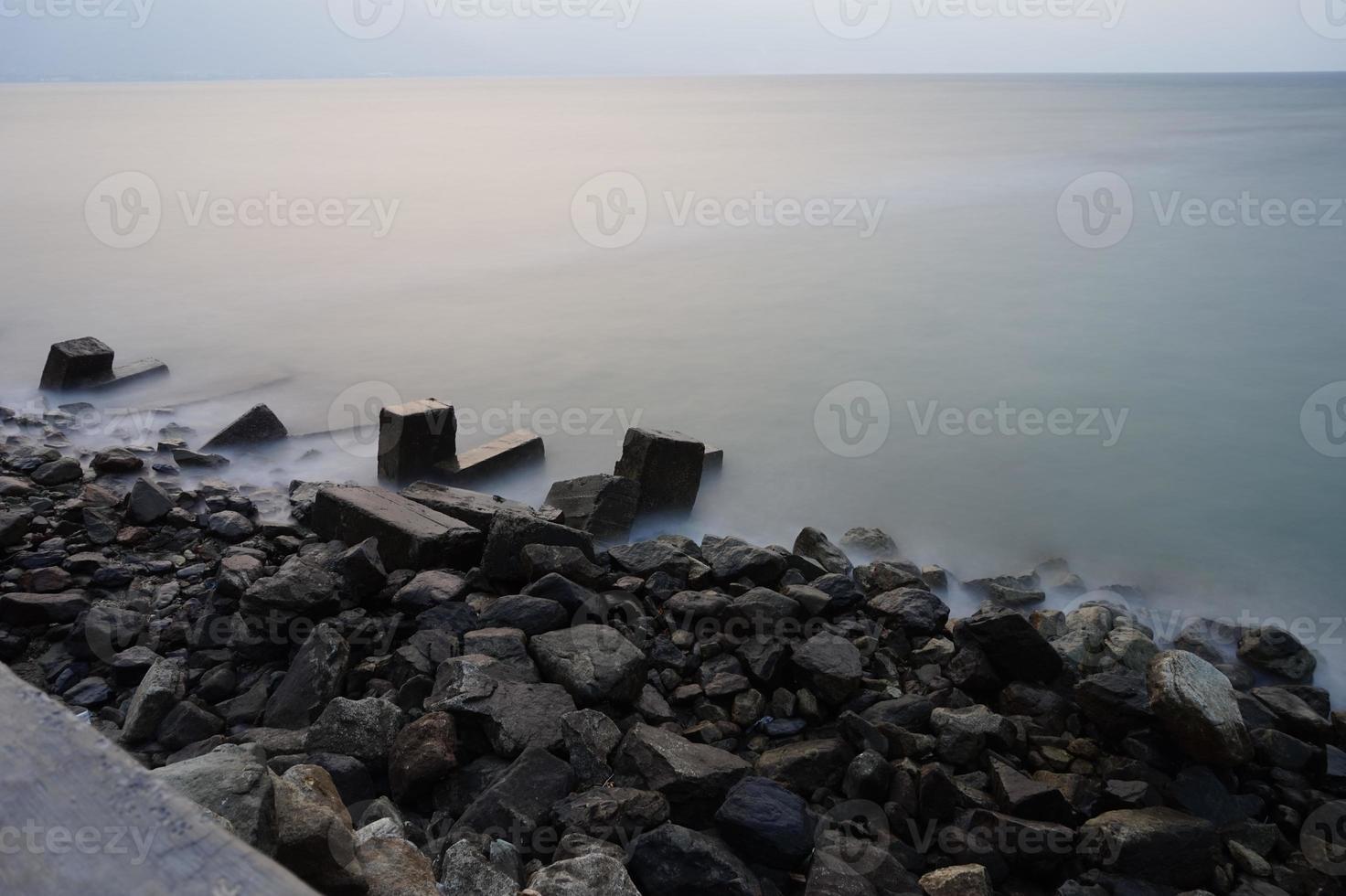 Kampung Nelayan Strand foto