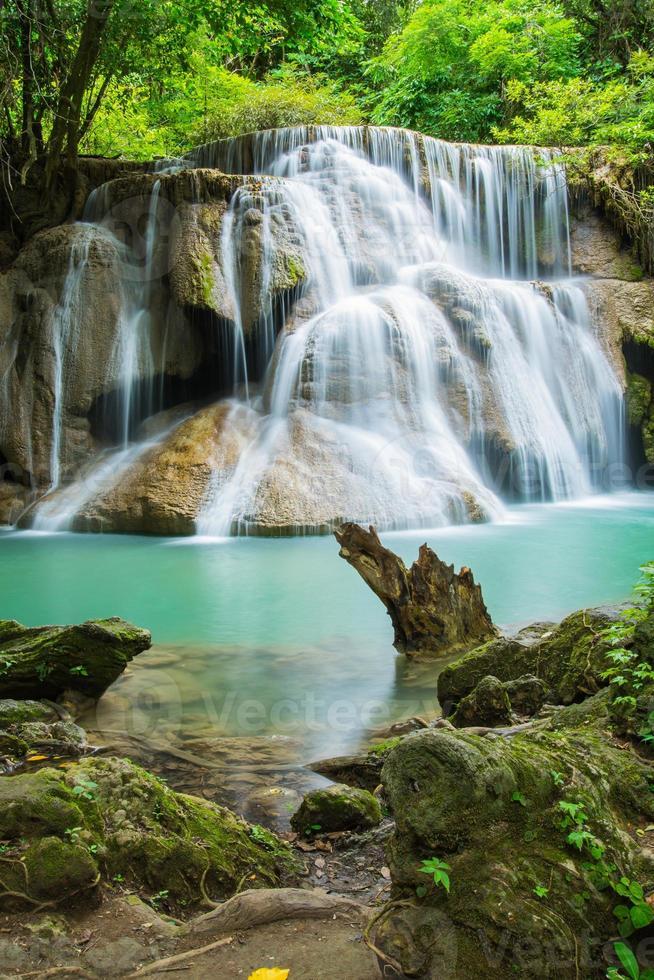 Wasserfall in Thailand foto