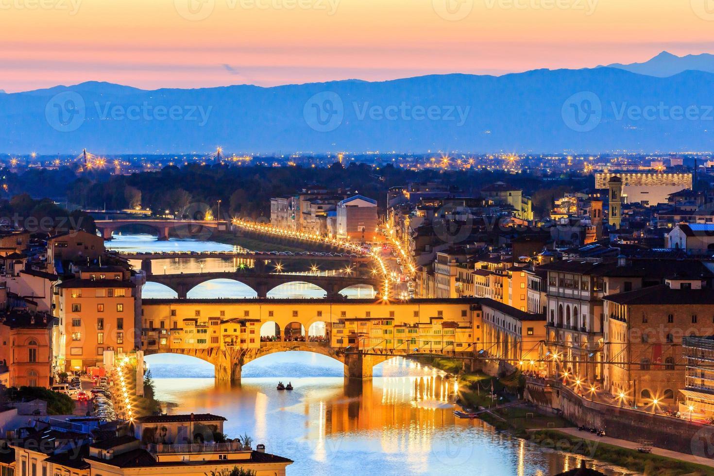 Florenz, Italien foto