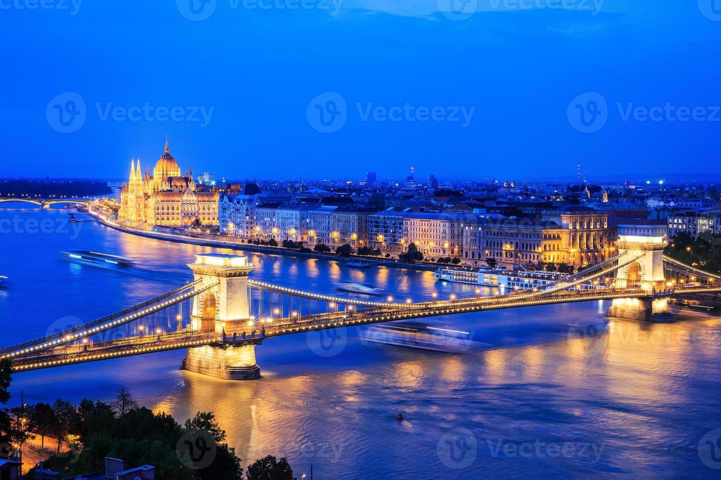 Budapest, Ungarn foto