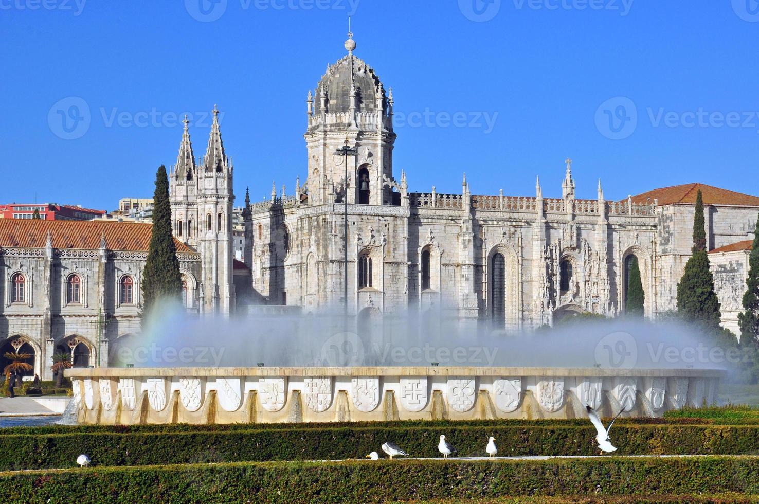 Kloster von Lissabon foto